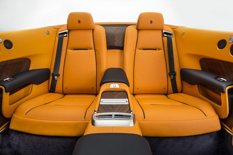 2016 Rolls-Royce Dawn High Resolution Interior - image 645018
