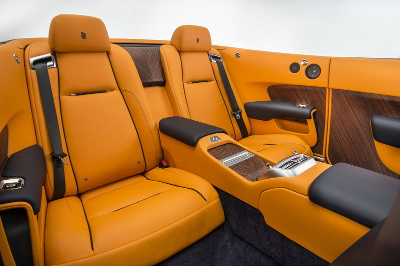 2016 Rolls-Royce Dawn High Resolution Interior - image 645019