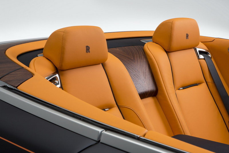 2016 Rolls-Royce Dawn High Resolution Interior - image 645021