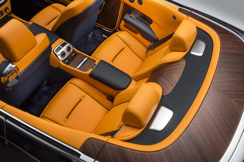 2016 Rolls-Royce Dawn High Resolution Interior - image 645025