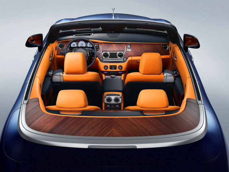 2016 Rolls-Royce Dawn High Resolution Interior - image 645028
