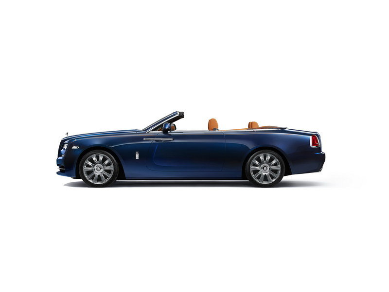 2016 Rolls-Royce Dawn High Resolution Exterior - image 645046