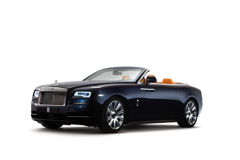 2016 Rolls-Royce Dawn High Resolution Exterior - image 645010