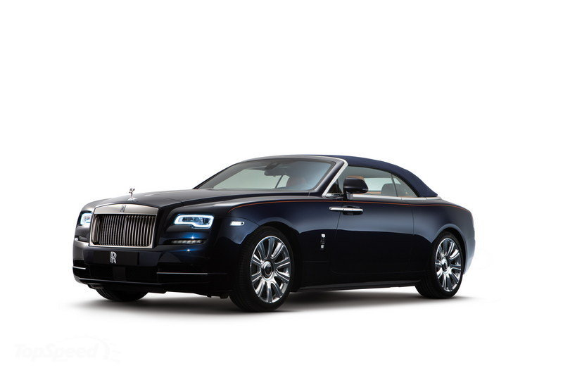 2016 Rolls-Royce Dawn High Resolution Exterior Wallpaper quality - image 645011