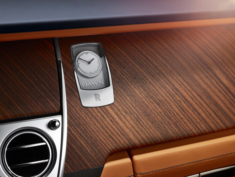 2016 Rolls-Royce Dawn High Resolution Interior - image 645012