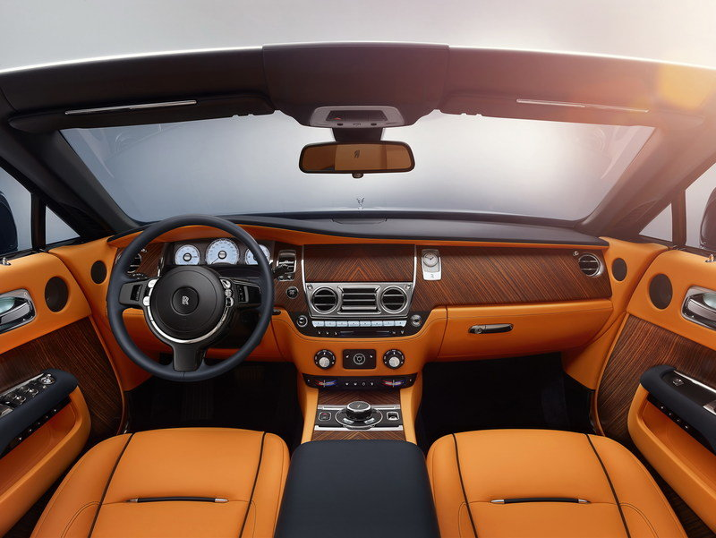 2016 Rolls-Royce Dawn High Resolution Interior - image 645013