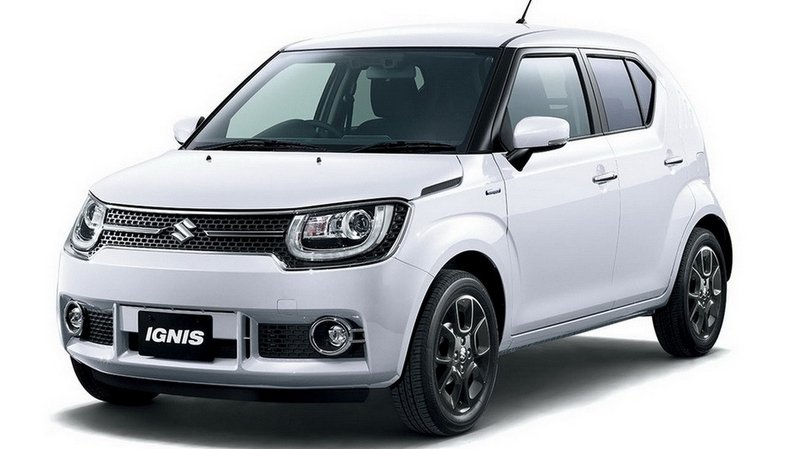 suzuki ignis. Black Bedroom Furniture Sets. Home Design Ideas