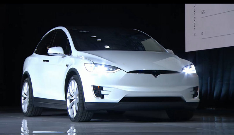 2016 Tesla Model X High Resolution Exterior - image 648877