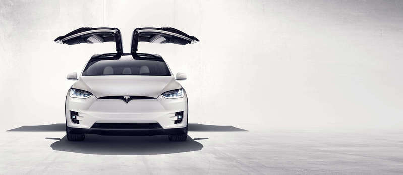 2016 Tesla Model X High Resolution Exterior - image 648881