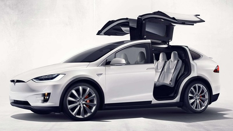 2016 Tesla Model X High Resolution Exterior - image 648885