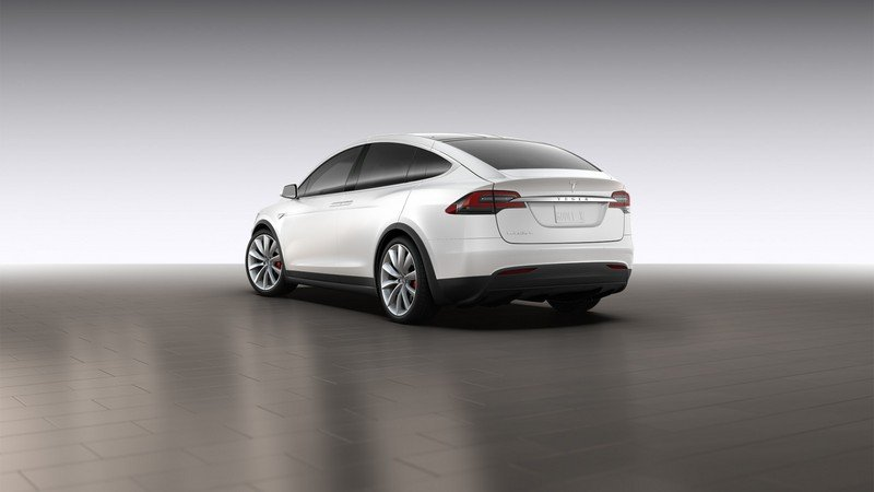 2016 Tesla Model X High Resolution Exterior - image 644069