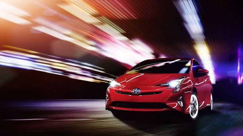2016 Toyota Prius High Resolution Exterior - image 645146