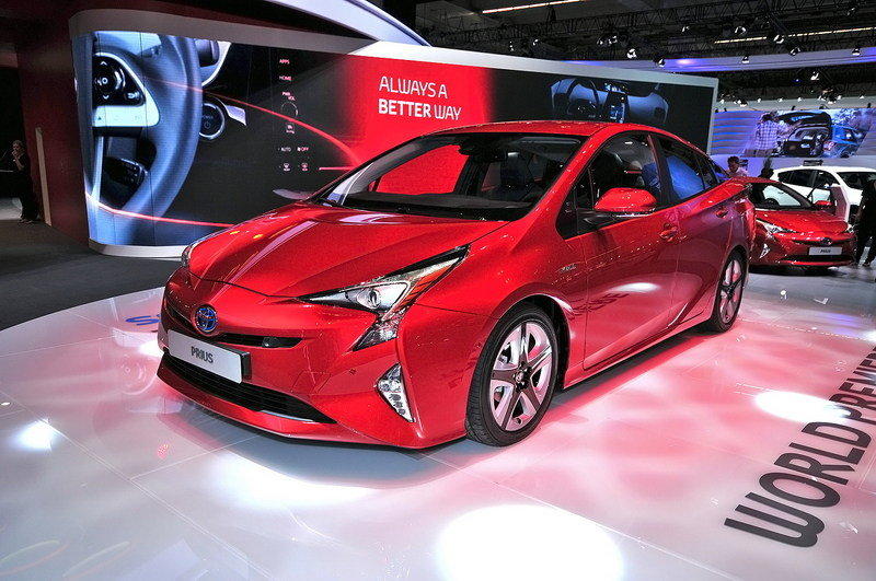 2016 Toyota Prius High Resolution Exterior AutoShow - image 648180