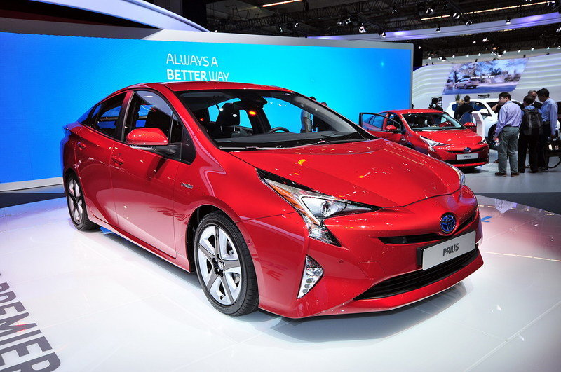 2016 Toyota Prius High Resolution Exterior AutoShow - image 648189