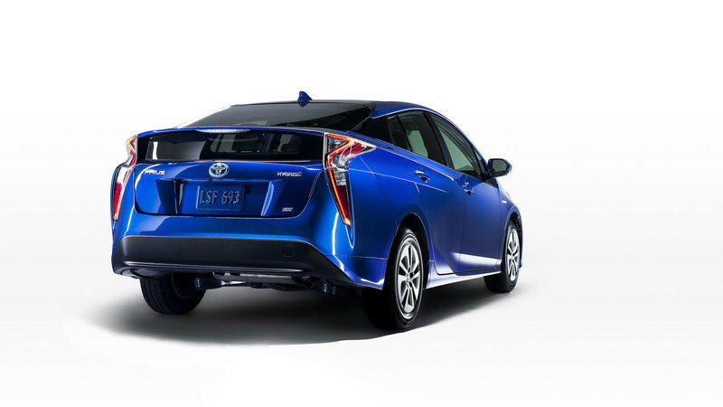 2016 Toyota Prius High Resolution Exterior - image 645153
