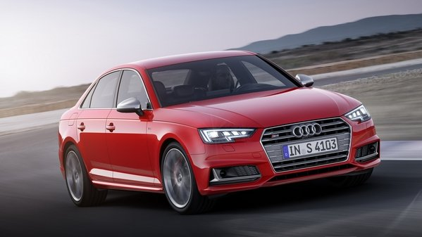 Audi S4 0-60 >> 2017 Audi S4 Review Top Speed