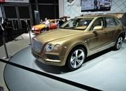 2017 Bentley Bentayga - image 647125