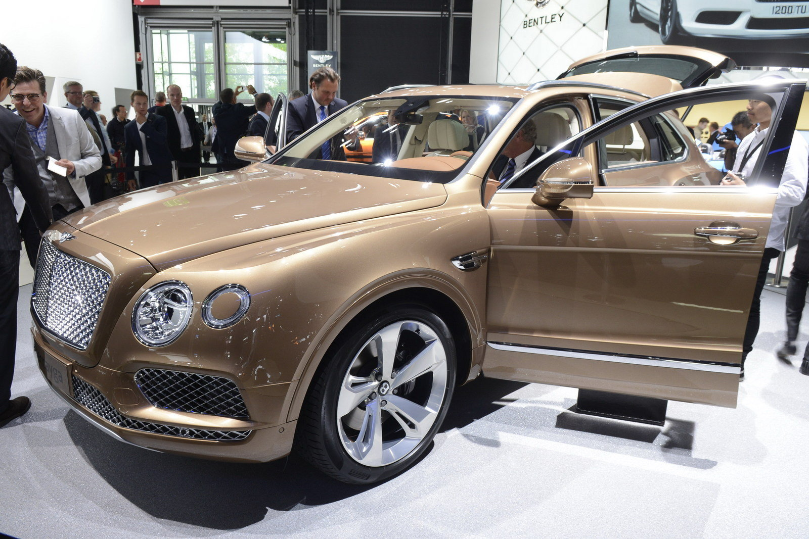 2017 bentley bentayga picture 646574 car review top speed. Black Bedroom Furniture Sets. Home Design Ideas