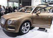 2017 Bentley Bentayga - image 646574