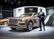 2017 Bentley Bentayga - image 646575