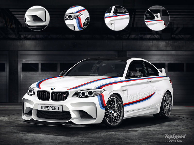 2019 BMW M2 Competition Exterior Exclusive Renderings Computer Renderings and Photoshop - image 645060