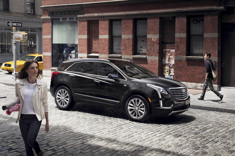 2017 Cadillac XT5 High Resolution Exterior Wallpaper quality - image 645340