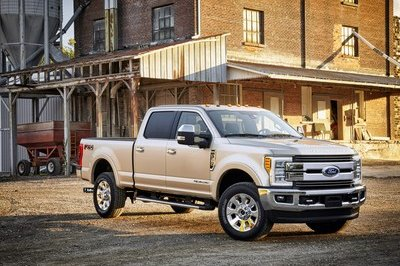 2017 Ford Super Duty - image 648424