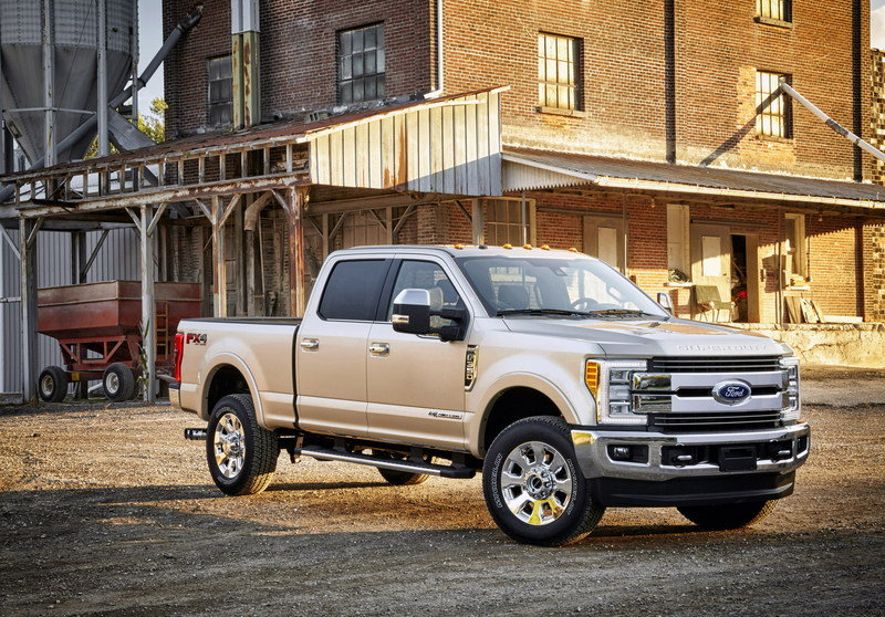 2017 Ford Super Duty High Resolution Exterior - image 648424