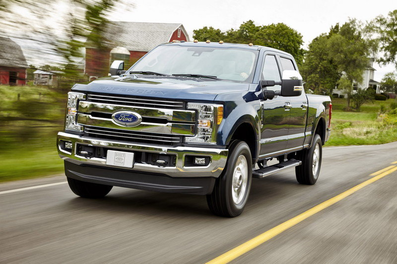 2017 Ford Super Duty High Resolution Exterior - image 648382