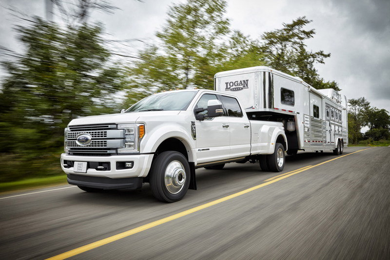 2017 Ford Super Duty High Resolution Exterior - image 648431