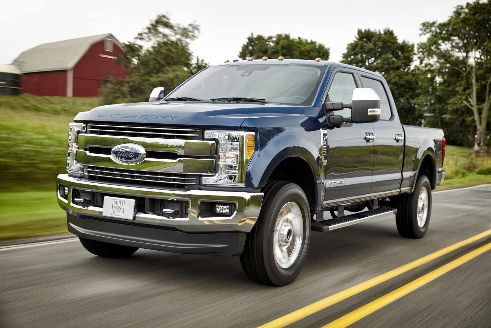 2017 Ford Super Duty - Picture 648383 | truck review @ Top Speed