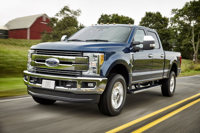 2017 Ford Super Duty High Resolution Exterior - image 648383