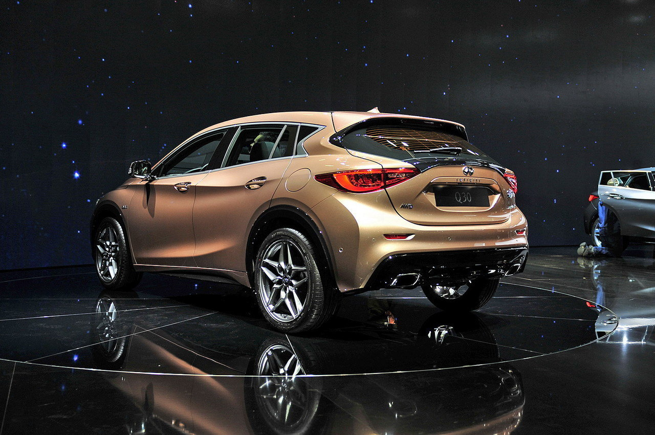 2017 infiniti q30 picture 647480 car review top speed. Black Bedroom Furniture Sets. Home Design Ideas