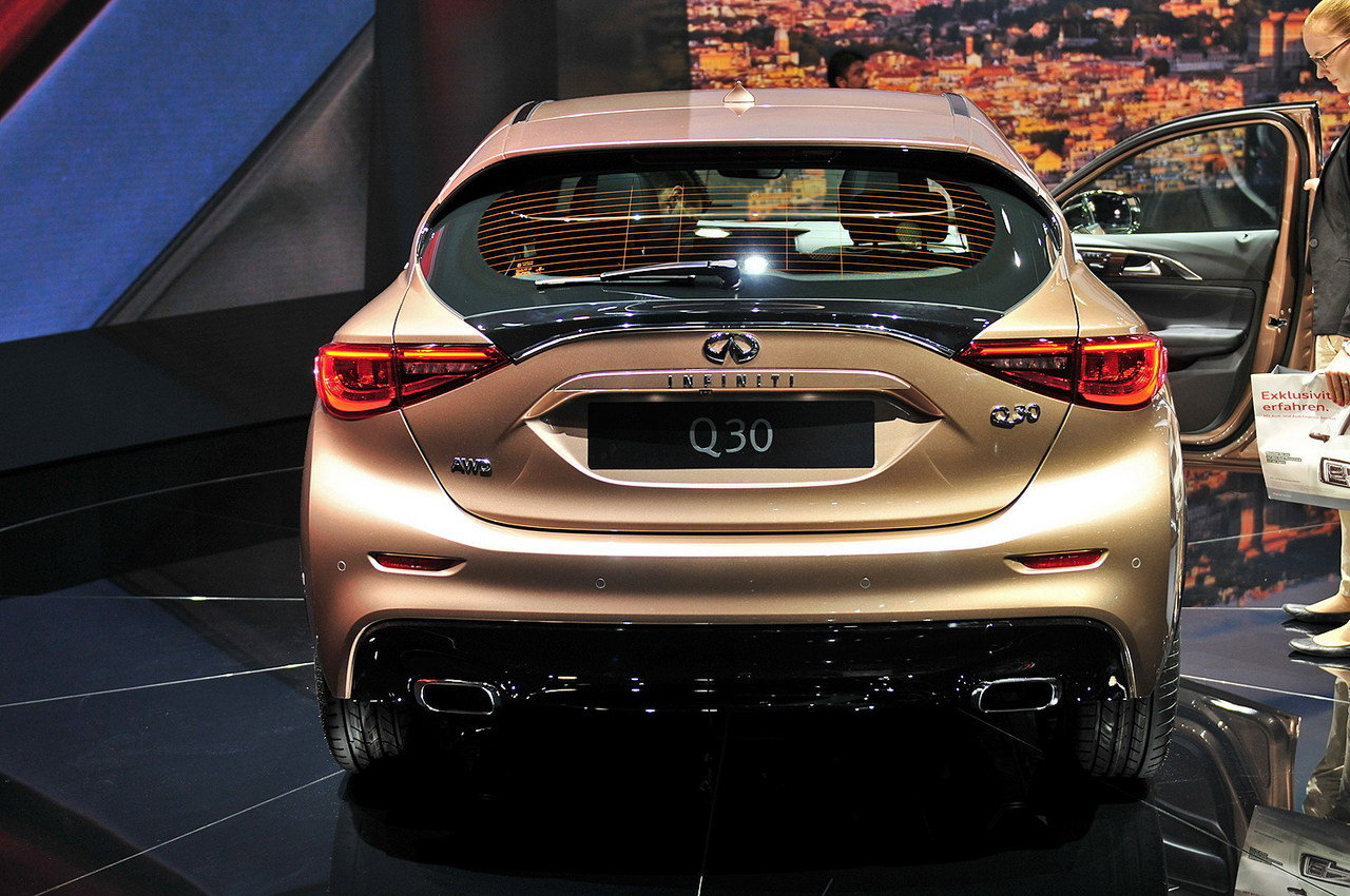 2017 infiniti q30 picture 647482 car review top speed. Black Bedroom Furniture Sets. Home Design Ideas
