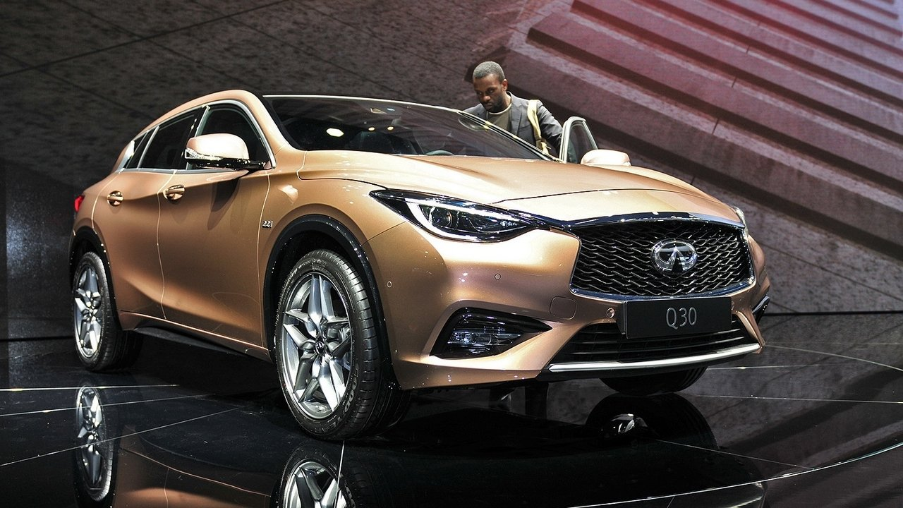 2017 infiniti q30 picture 647501 car review top speed. Black Bedroom Furniture Sets. Home Design Ideas