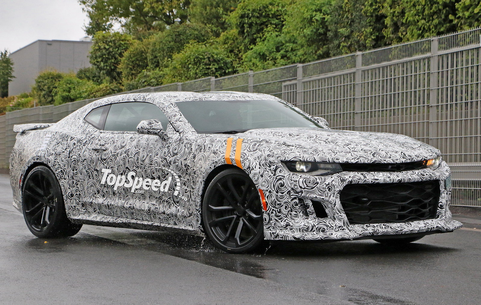 2018 Chevrolet Camaro ZL1 - Picture 646188 | car review @ Top Speed