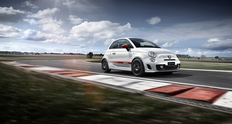 2016 Abarth 595 Yamaha Factory Racing Edition High Resolution Exterior Wallpaper quality - image 646465