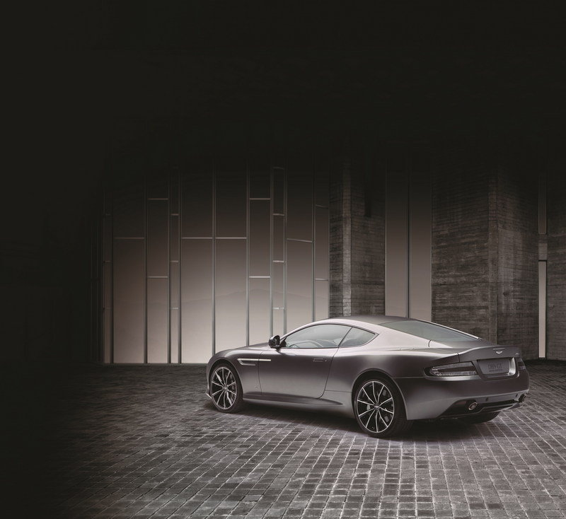 2016 Aston Martin DB9 GT Bond Edition High Resolution Exterior - image 644250