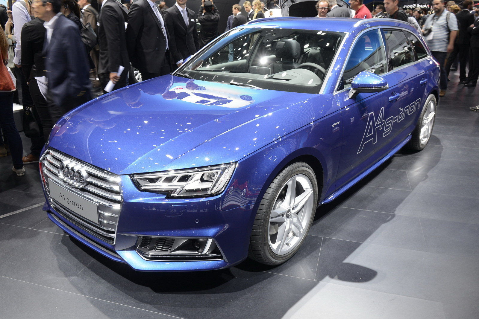 2016 audi a4 g tron picture 646674 car review top speed. Black Bedroom Furniture Sets. Home Design Ideas