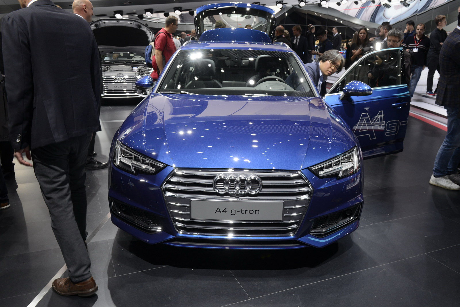 2016 audi a4 g tron picture 646675 car review top speed. Black Bedroom Furniture Sets. Home Design Ideas