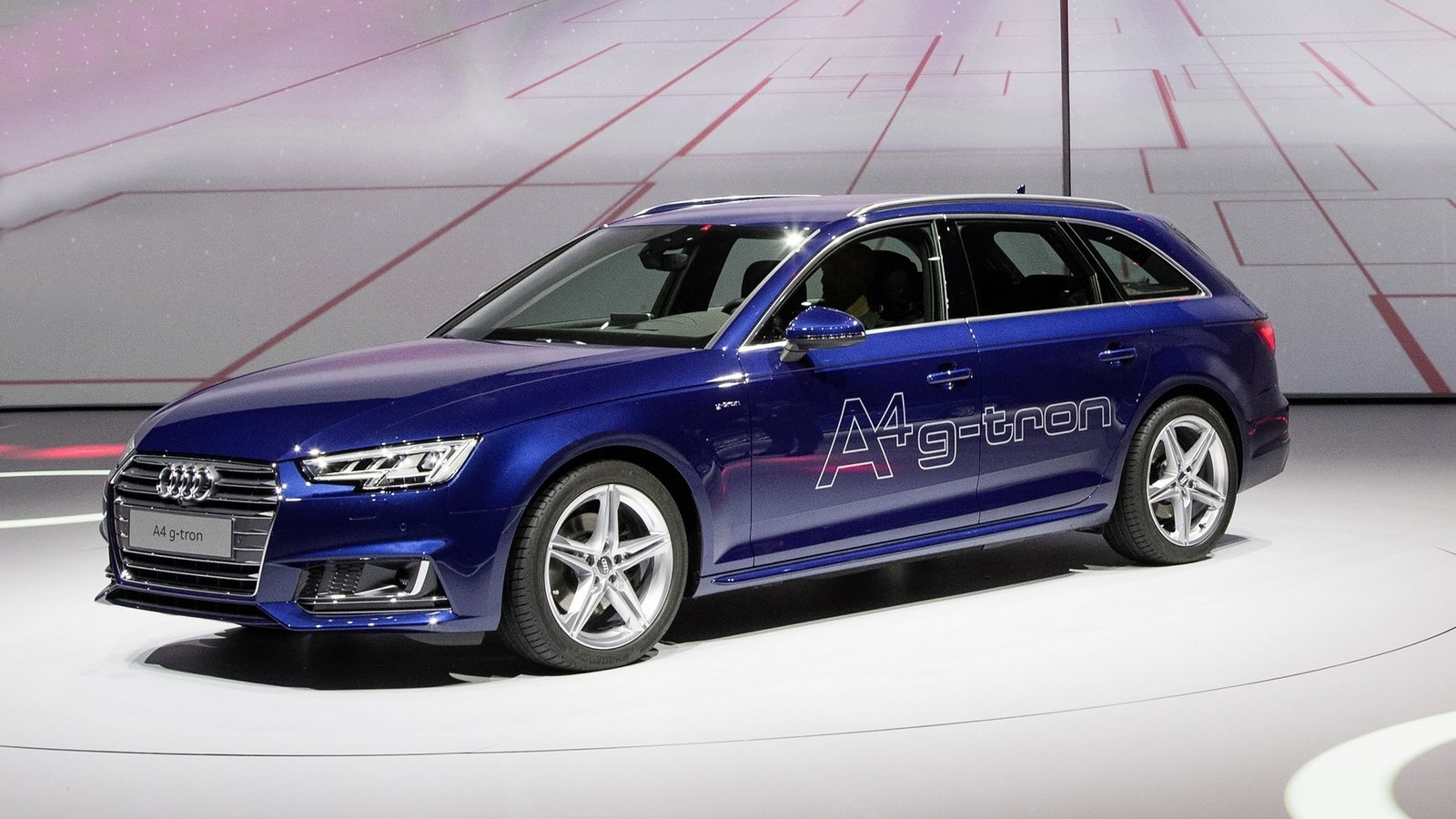 2016 Audi A4 G-Tron - Picture 646676 | car review @ Top Speed