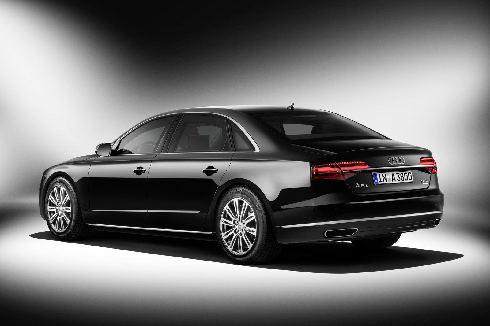 2016 audi a8 l security picture 645005 car review. Black Bedroom Furniture Sets. Home Design Ideas