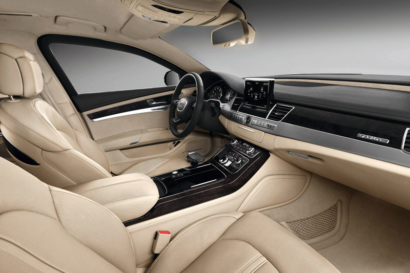 2016 Audi A8 L Security High Resolution Interior - image 645002