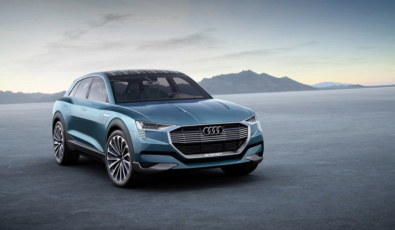 2015 Audi E-Tron Quattro Concept High Resolution Exterior - image 646005