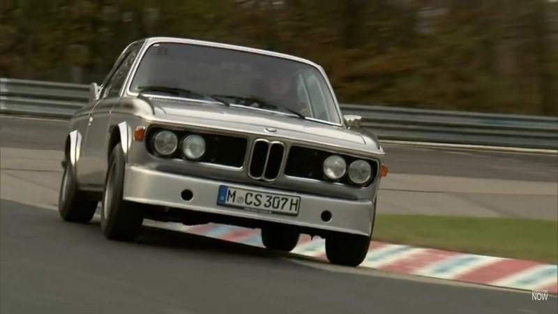 BMW M - 40 Years Of History: Video