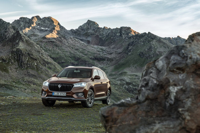 2016 Borgward BX7 High Resolution Exterior Wallpaper quality - image 646447
