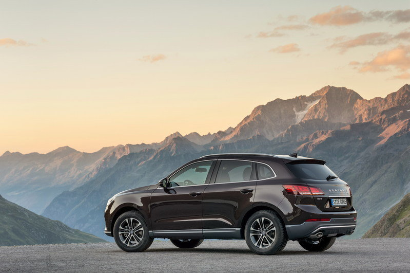2016 Borgward BX7 High Resolution Exterior Wallpaper quality - image 646456