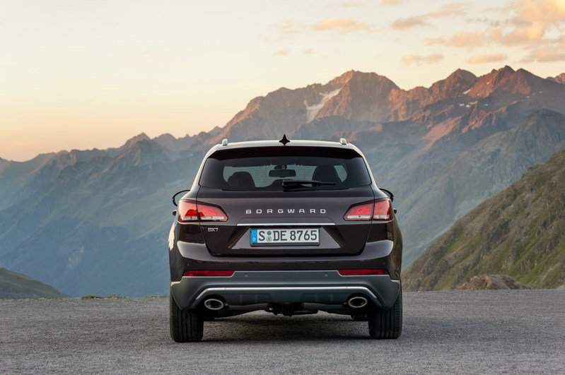 2016 Borgward BX7 High Resolution Exterior - image 646457