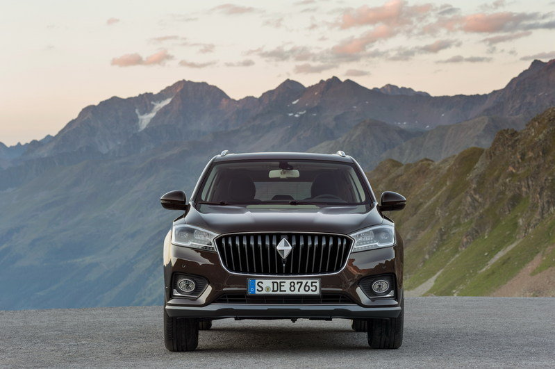 2016 Borgward BX7 High Resolution Exterior - image 646458