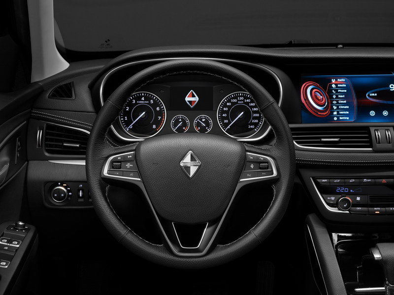 2016 Borgward BX7 High Resolution Interior - image 646442